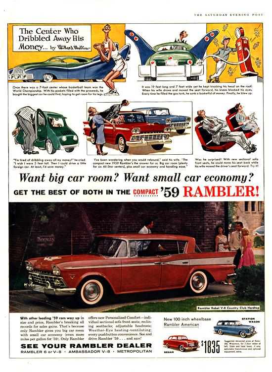American Motors Rambler 1959 0003n