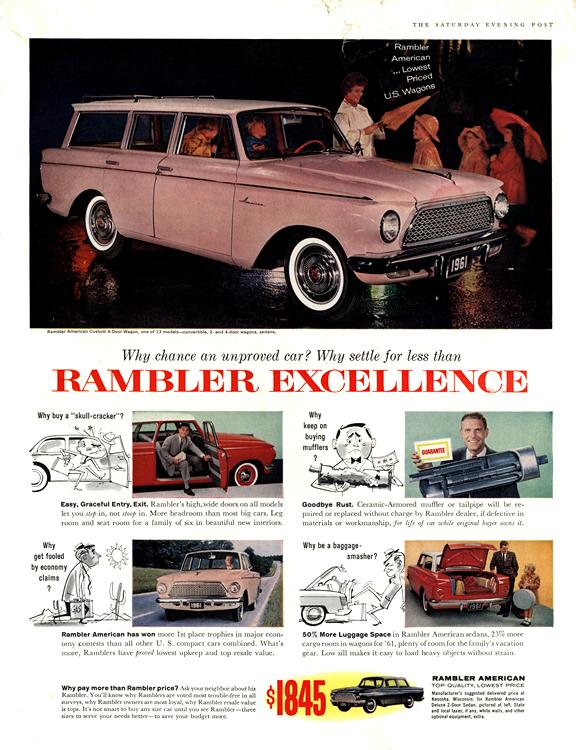 American Motors Rambler 1961 0002n