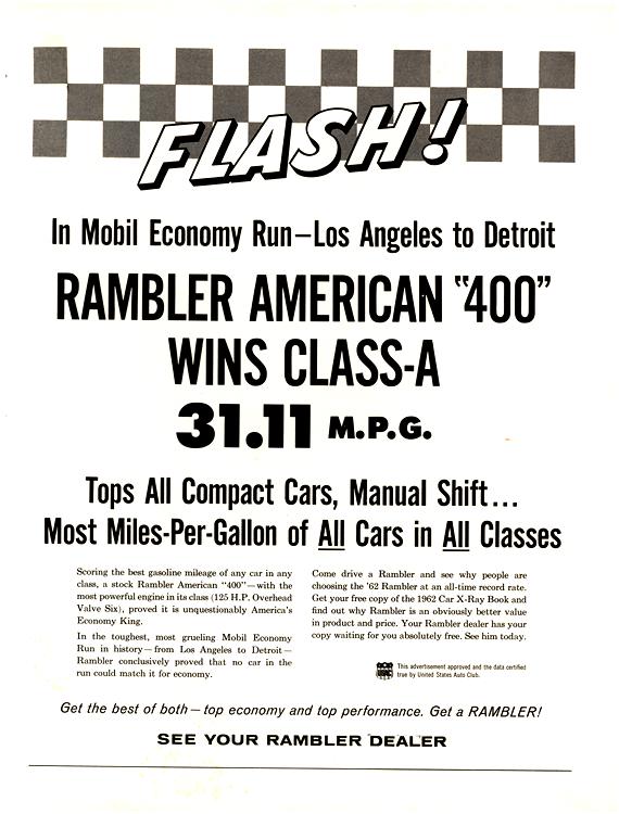 American Motors Rambler 1962 0001n
