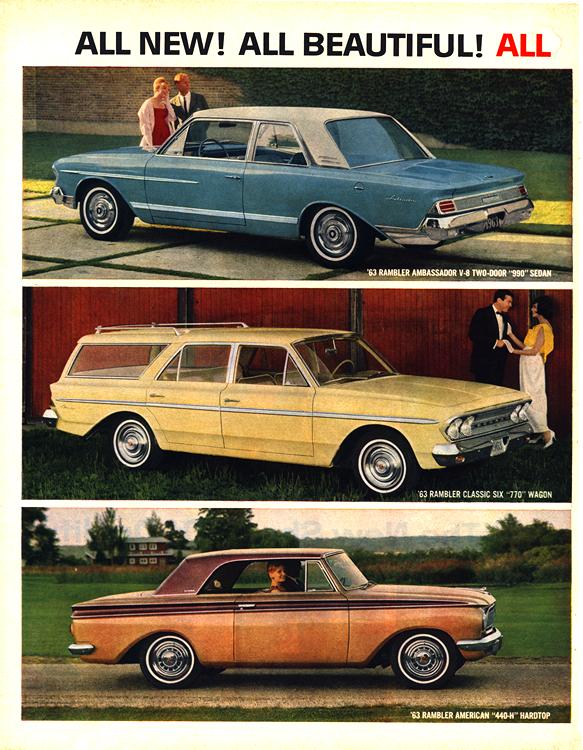 American Motors Rambler 1963 0001n