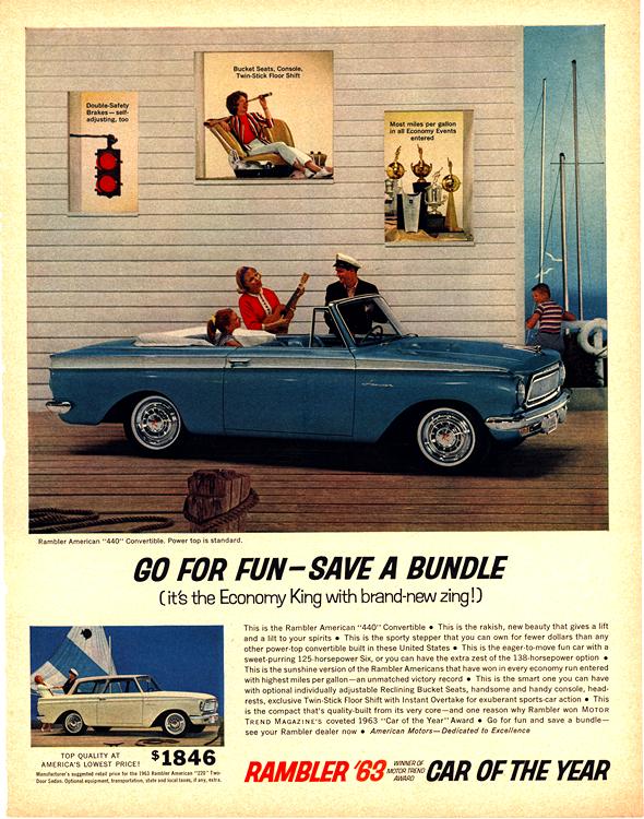 American Motors Rambler 1963 0002n