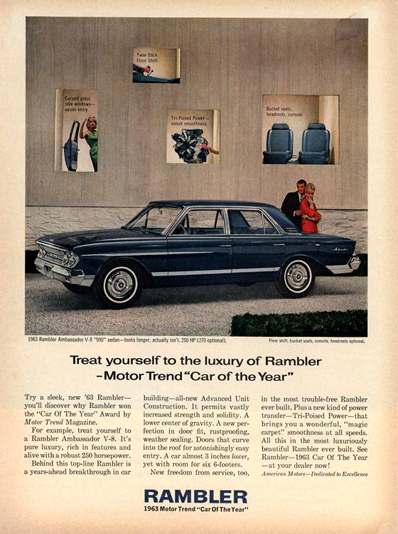 American Motors Rambler 1963 0004n