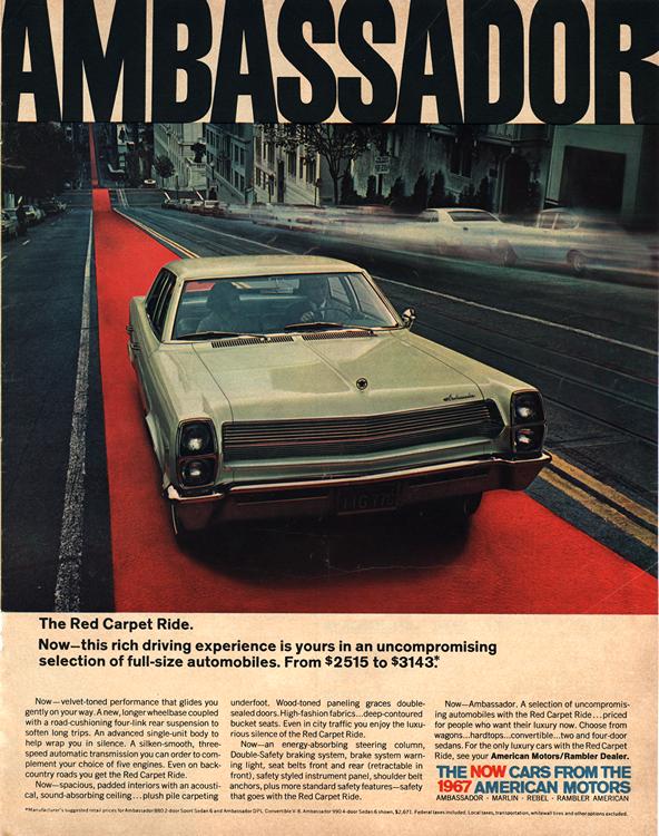 American Motors Rambler 1967 0002n