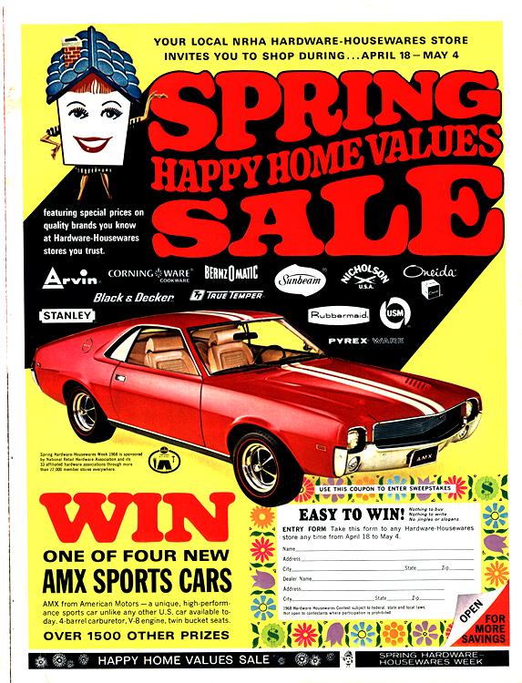 American Motors Rambler 1968 0001n