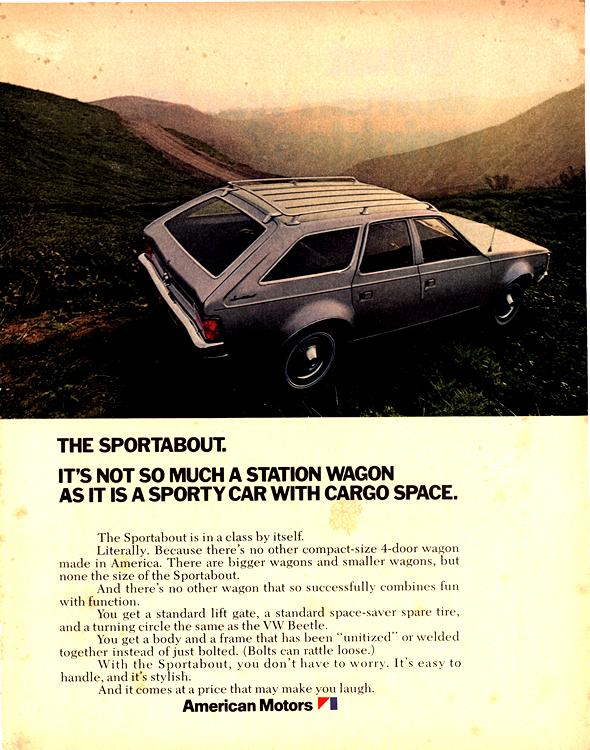 American Motors Rambler 1970 0002n