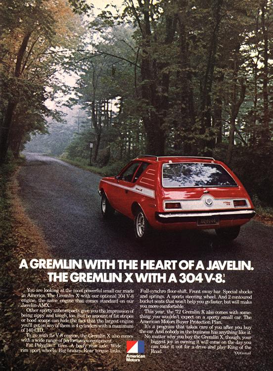 American Motors Rambler 1972 0002n