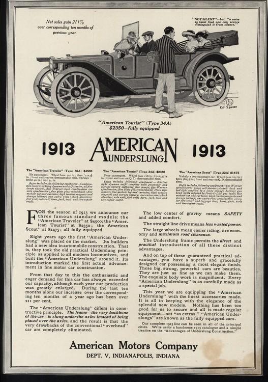 American 1913 UL2 0001