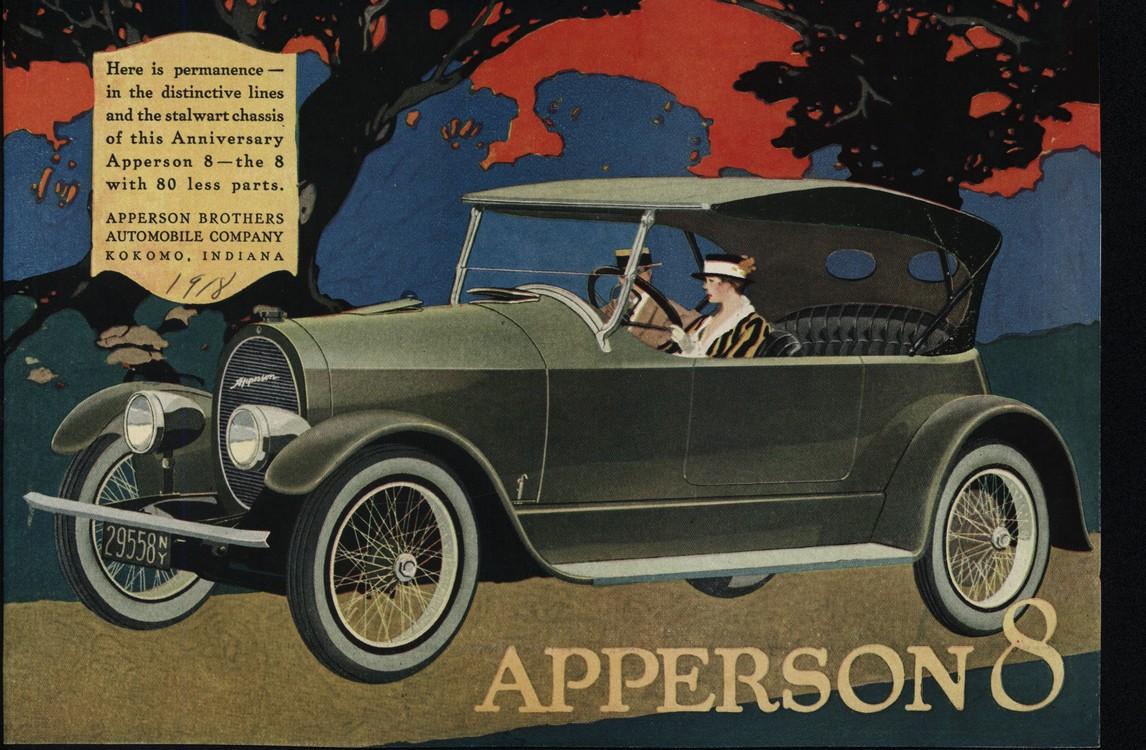 Apperson 1918 UL2 0005