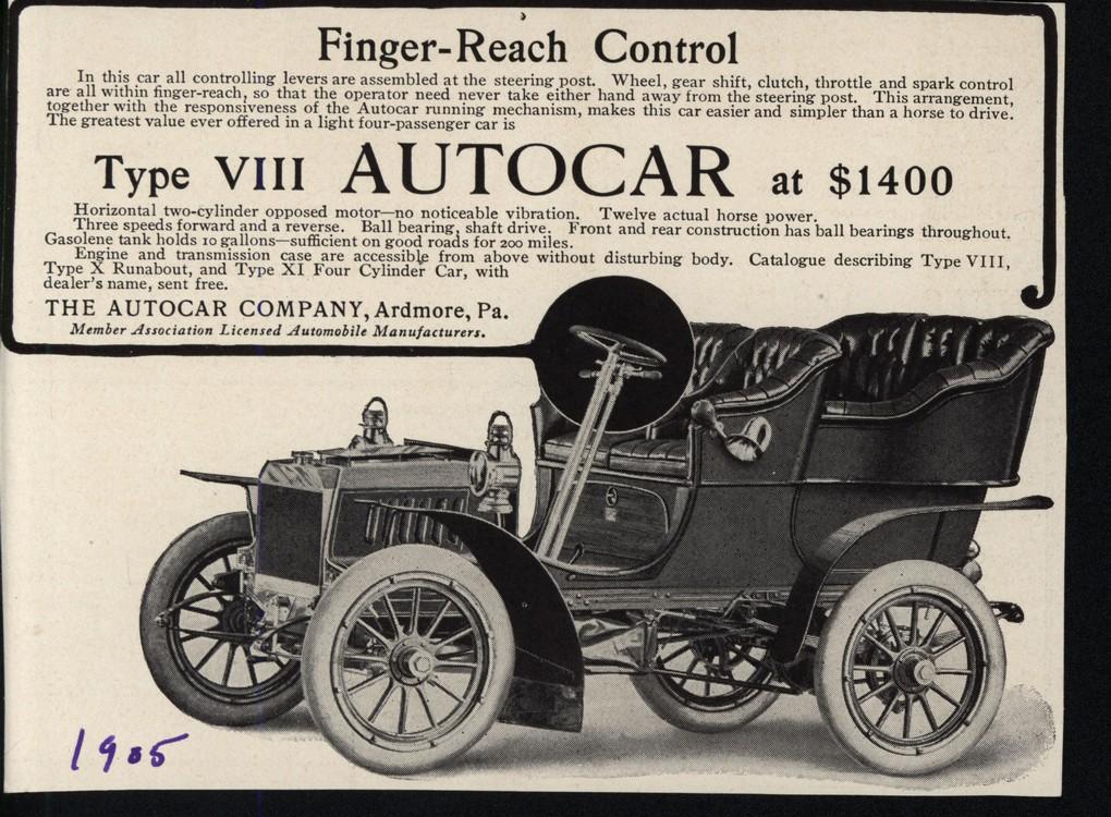 Autocar 1905 UL2 0001