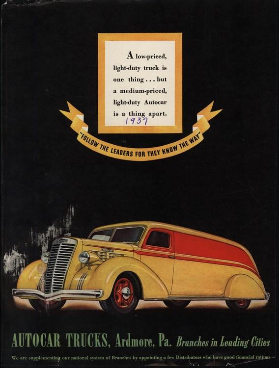 Autocar 1937 UL2 0002