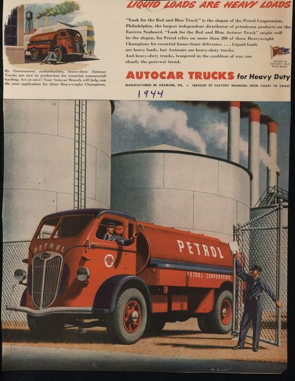 Autocar 1944 UL2 0001