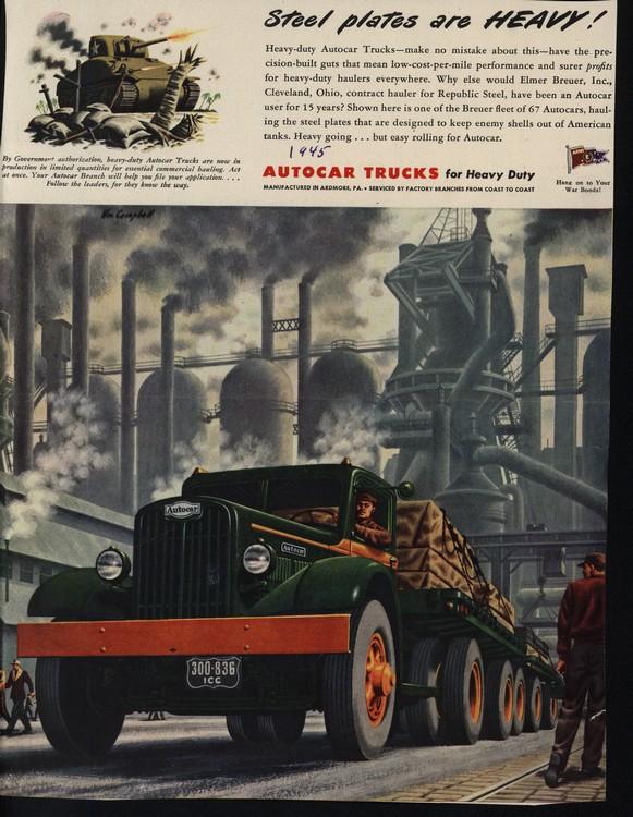 Autocar 1945 UL2 0002