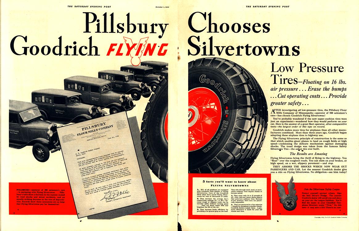 B. F. Goodrich Tires 1932 Merge 0001