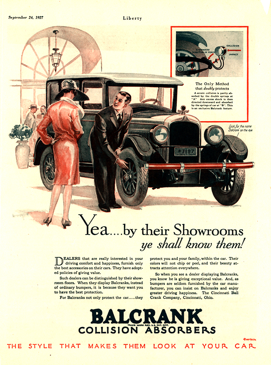 Balcrank Collision Absorbers 1927 0001