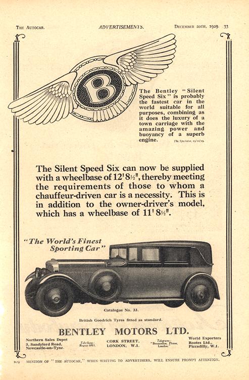 Bentley 1930 0003