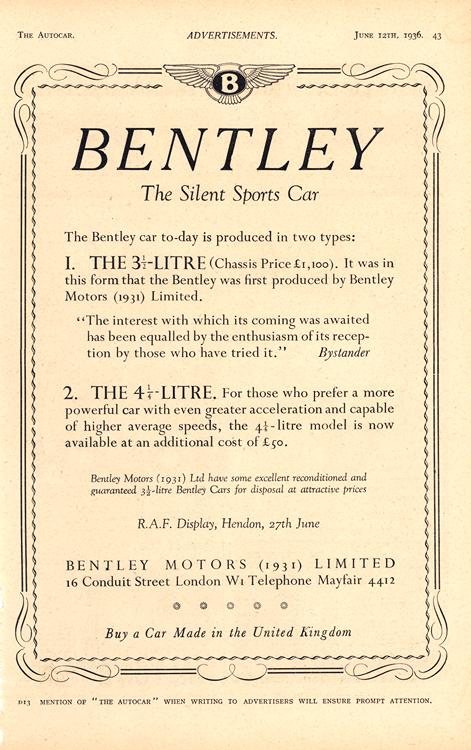 Bentley 1937 0003