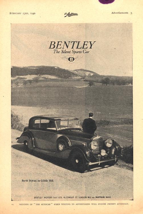 Bentley 1940 0001