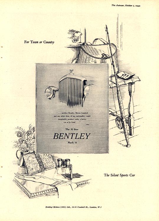 Bentley 1950 0001