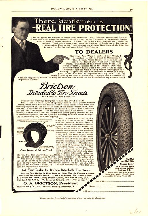 Brictson Tires 1911 0001