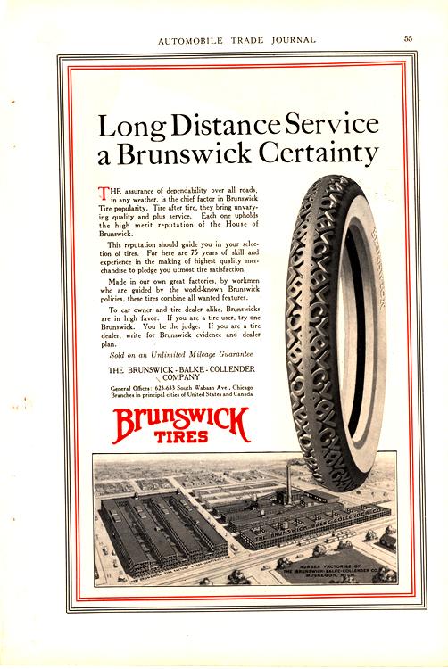 Brunswick Tires 1920 0002