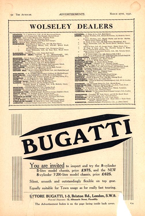 Bugatti 1931 0001