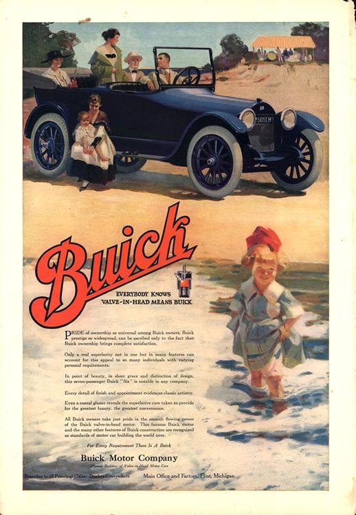 Buick 1918 Ca 0001