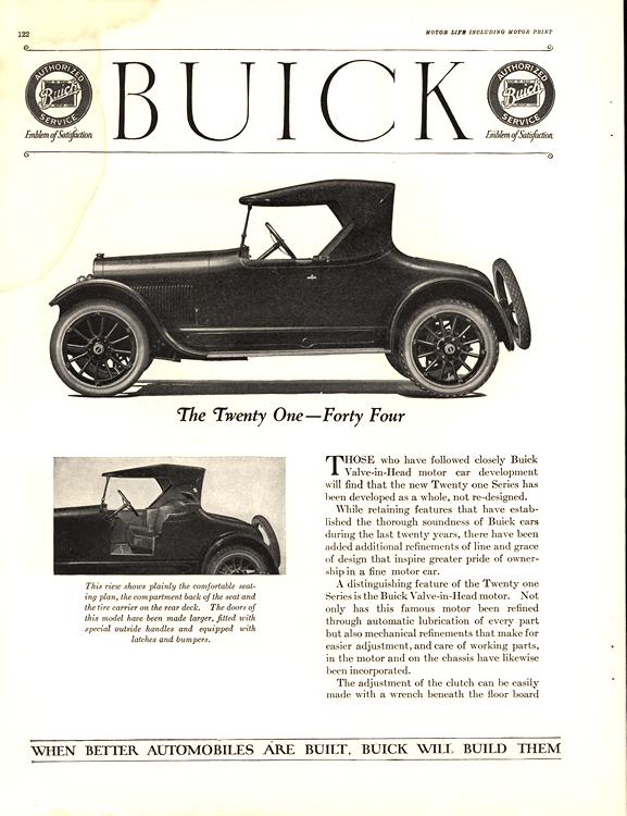 Buick 1921 0005