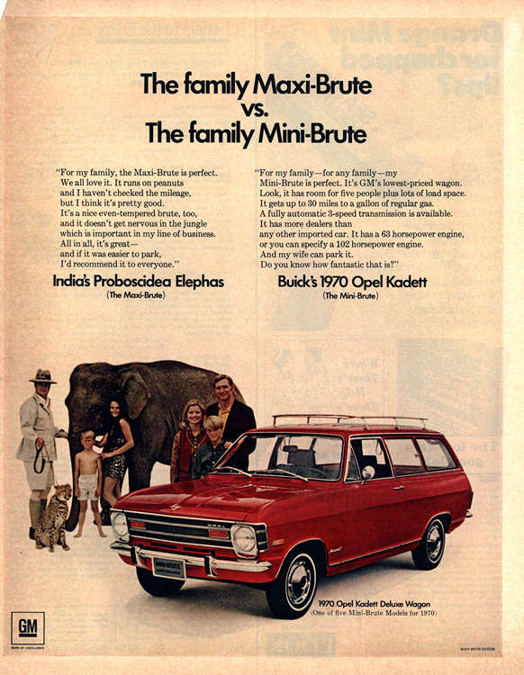 Buick 1970 Opel 0001