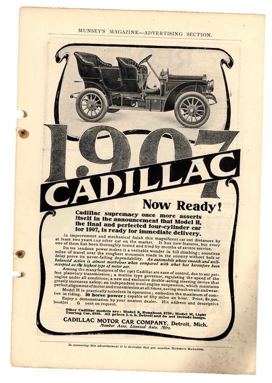 Cadillac 1907 0001
