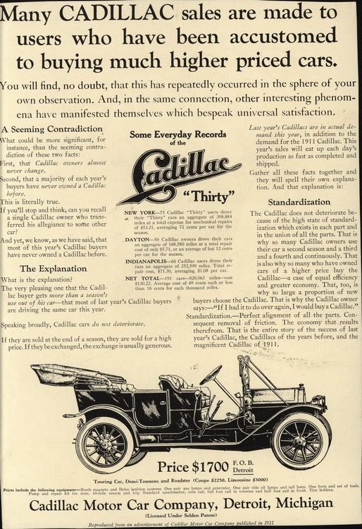 Cadillac 1911 UL2 0001