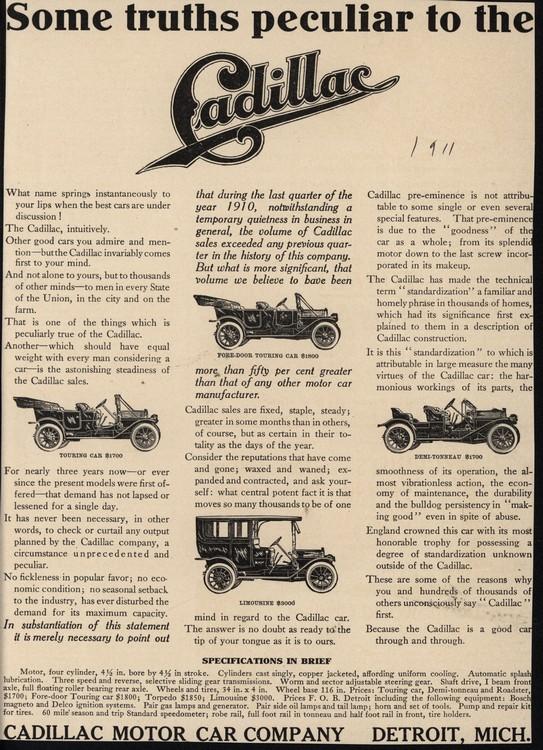 Cadillac 1911 UL2 0004
