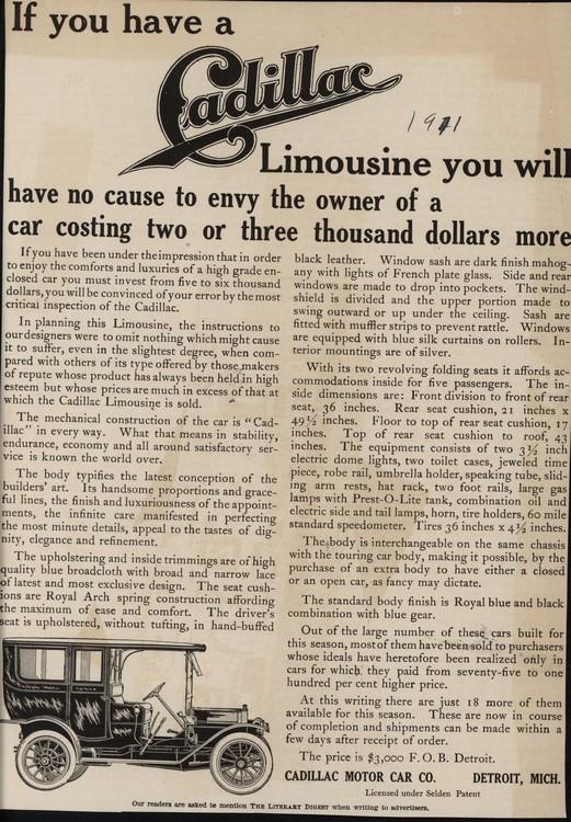 Cadillac 1911 UL2 0005