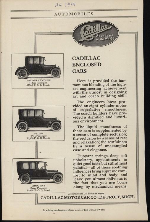 Cadillac 1914 UL2 A001