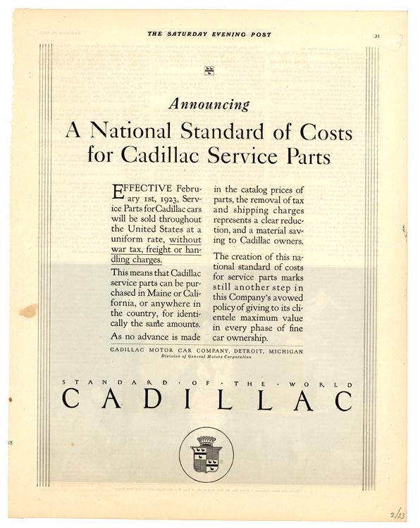 Cadillac 1923 0006