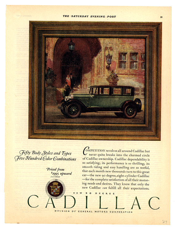 Cadillac 1927 0012