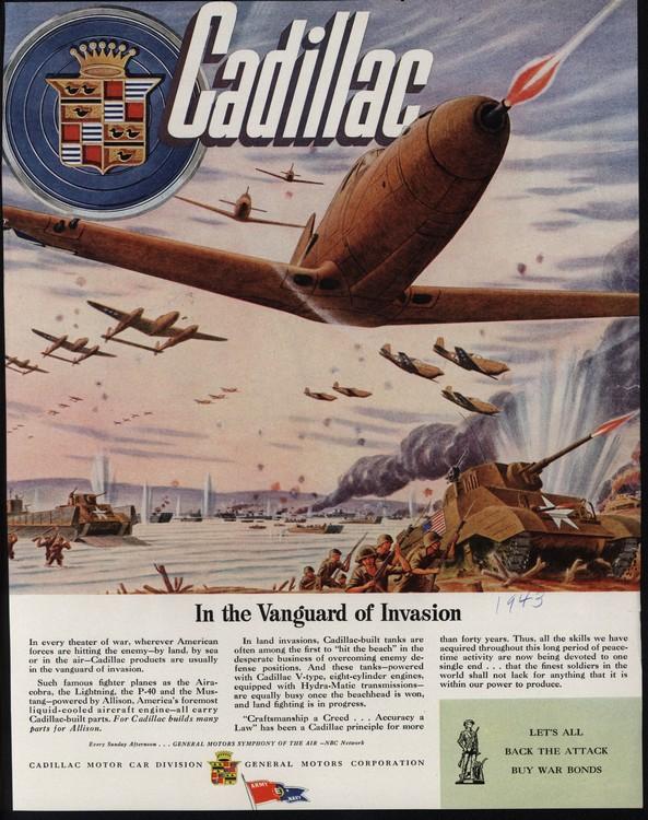 Cadillac 1943 UL2 0002