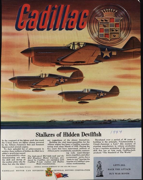 Cadillac 1944 UL2 0003