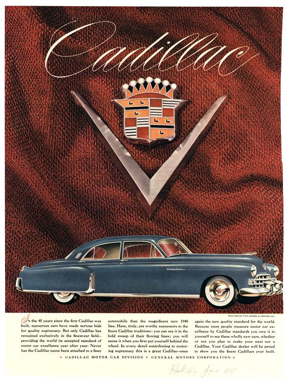 Cadillac 1948 0005