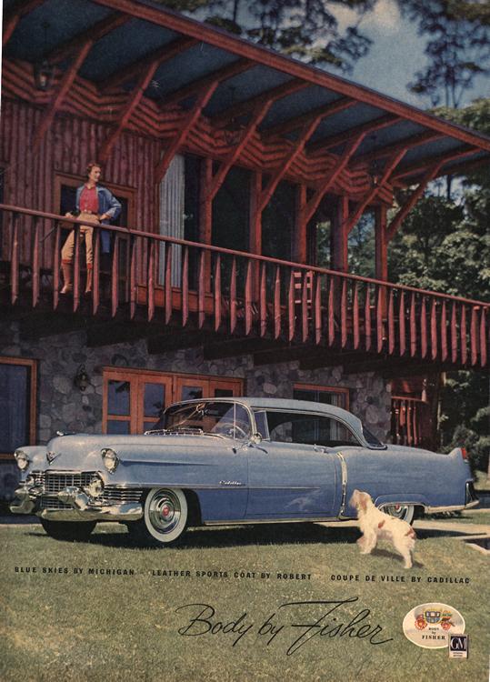 Cadillac 1954 0120
