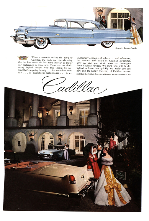 Cadillac 1956 0035