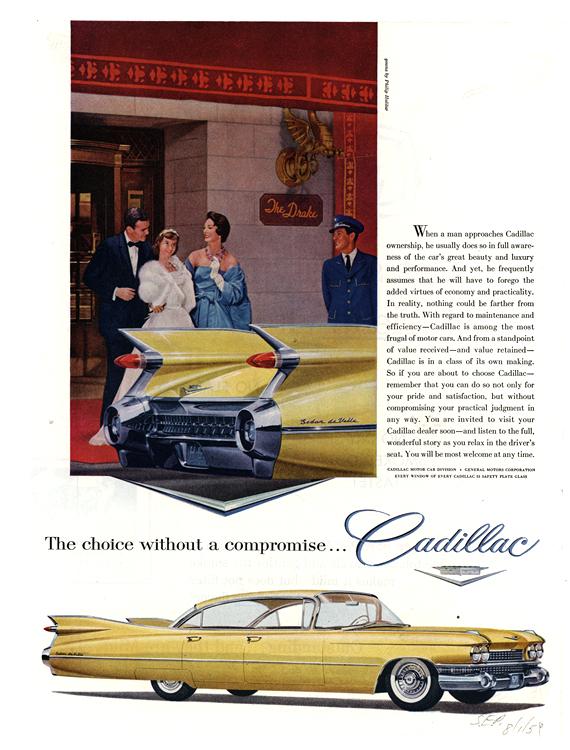 Cadillac 1959 0003n