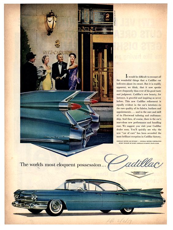 Cadillac 1959 0012