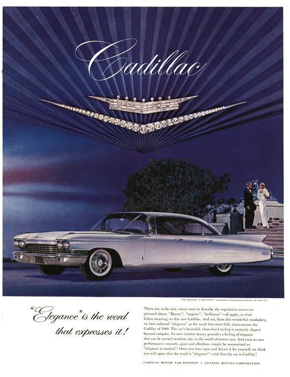 Cadillac 1960 0030