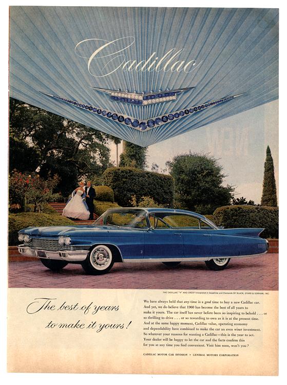 Cadillac 1960 0031