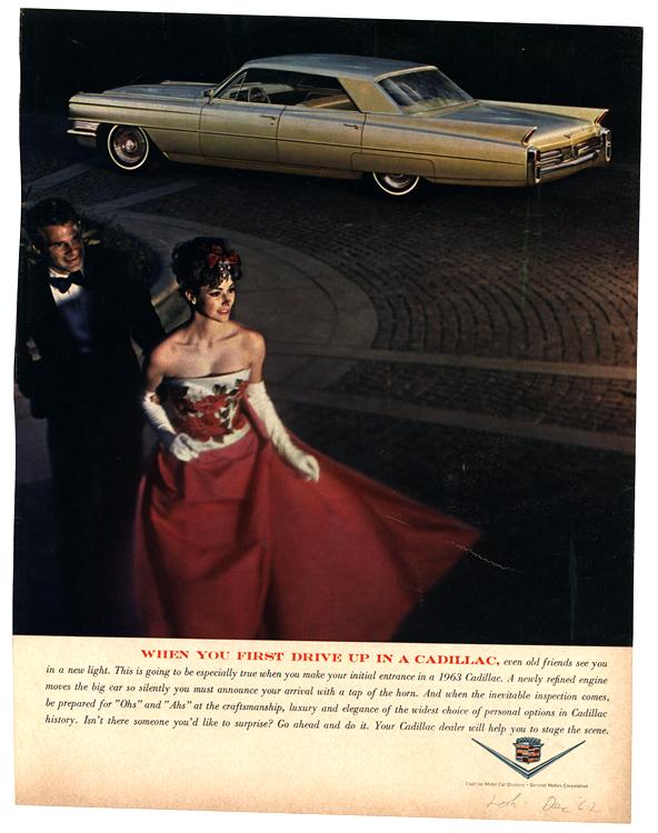 Cadillac 1963 0001n