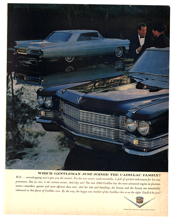 Cadillac 1963 0012