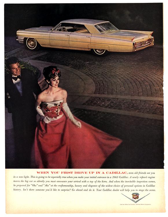 Cadillac 1963 0014n
