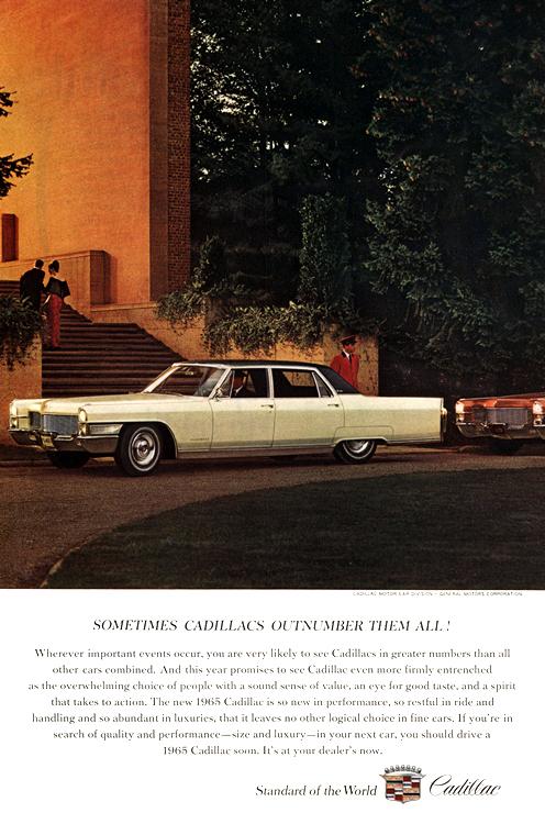Cadillac 1965 0004n