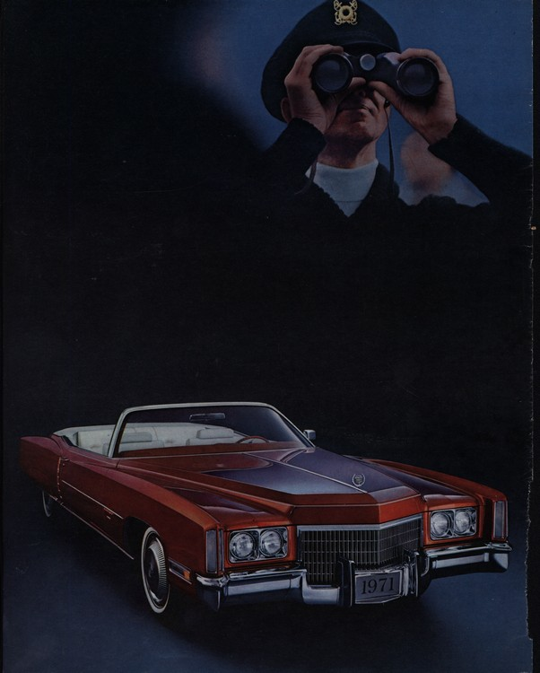 Cadillac 1971 UL2 0001