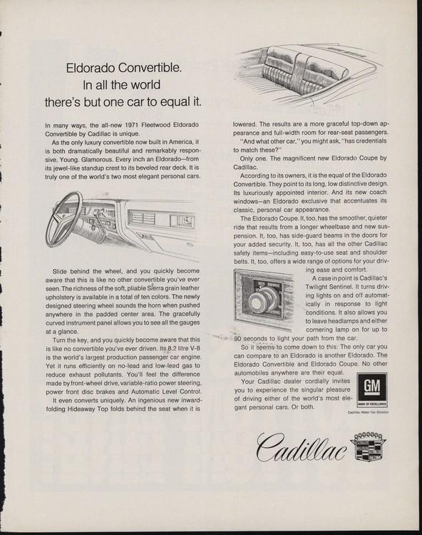 Cadillac 1971 UL2 0002